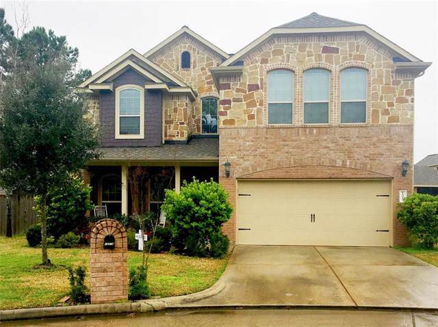 12514 Dover Drive, Montgomery, TX 77356 (MLS #41785466) :: The Home Branch