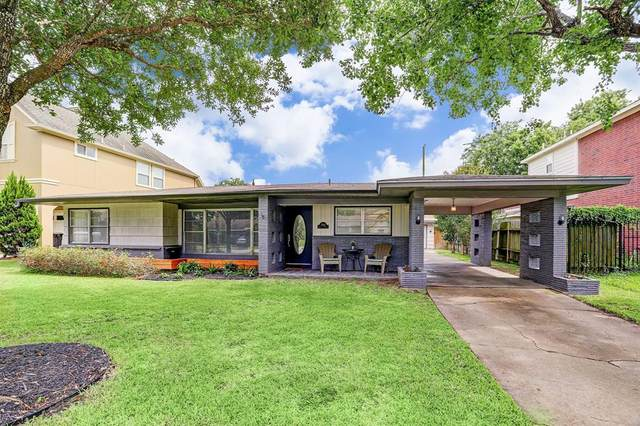 3305 Durhill Street, Houston, TX 77025 (MLS #41790307) :: The SOLD by George Team
