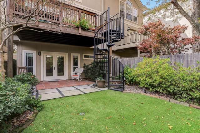 1805 Woodhead Street B, Houston, TX 77019 (MLS #41804762) :: Ellison Real Estate Team