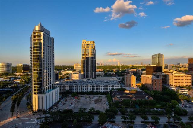 1600 Post Oak Boulevard #1802, Houston, TX 77056 (MLS #41810142) :: Johnson Elite Group