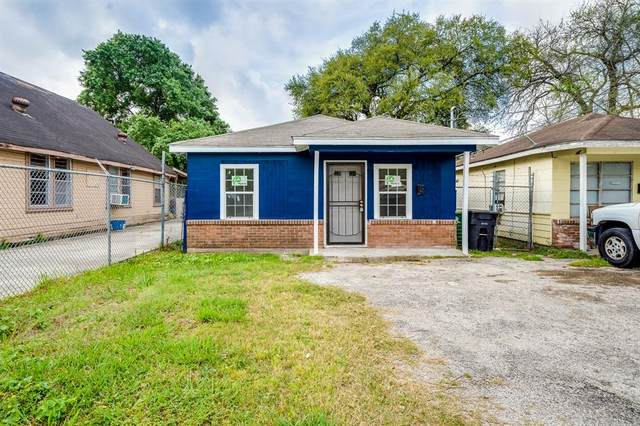 3710 Cactus Street, Houston, TX 77026 (MLS #4182024) :: The Bly Team
