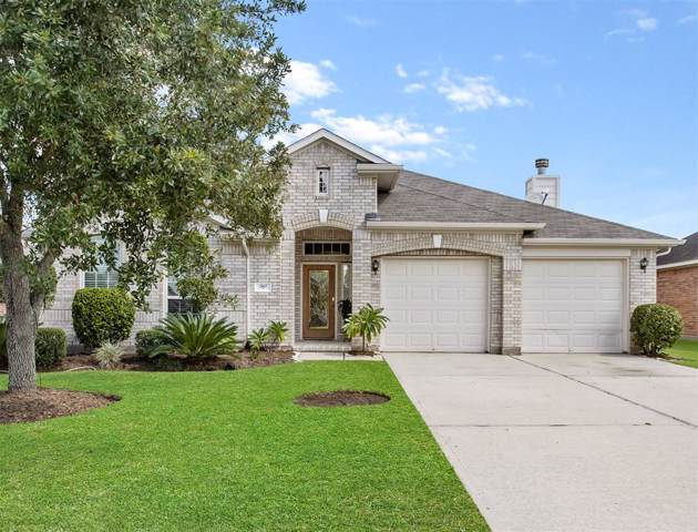 2967 Winter Berry Court, Pearland, TX 77581 (MLS #41833593) :: CORE Realty