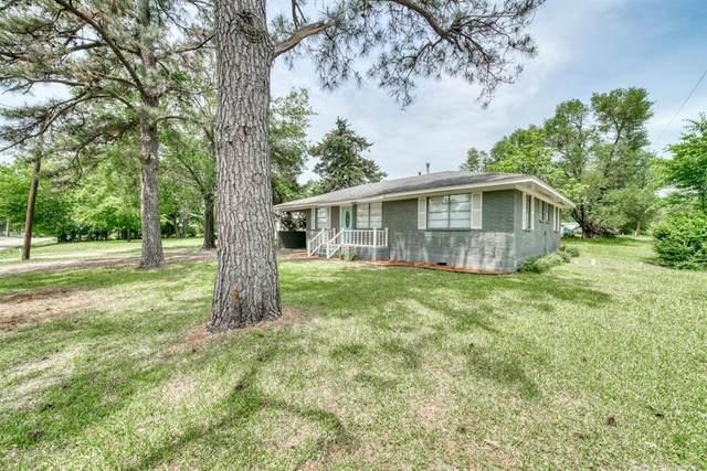 1425 East Collard Street, Madisonville, TX 77864 (MLS #41833962) :: My BCS Home Real Estate Group
