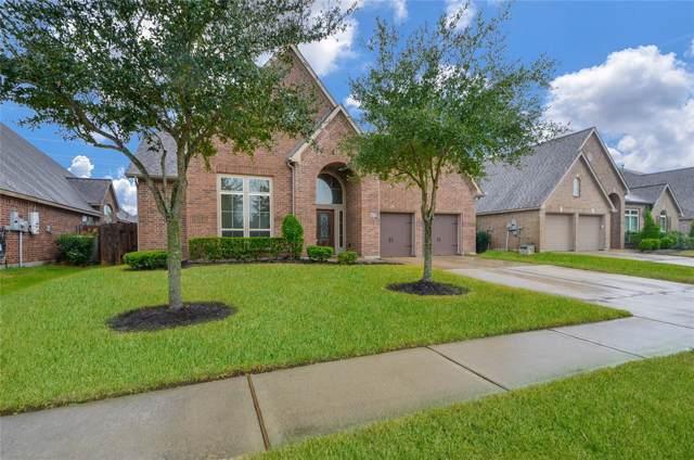 13706 Mooring Pointe Drive, Pearland, TX 77584 (MLS #41835796) :: Caskey Realty