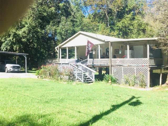 151 Wildwood Lane, Point Blank, TX 77364 (MLS #41836601) :: Giorgi Real Estate Group