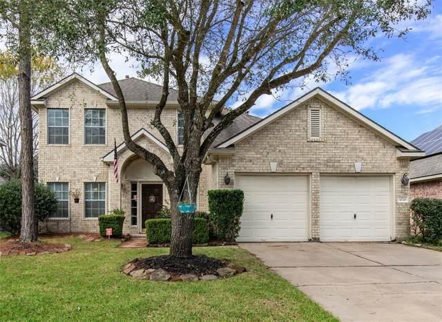 3230 Vanity Drive, Pearland, TX 77584 (MLS #41840999) :: Caskey Realty