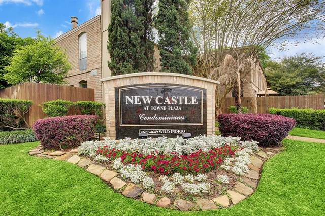 4635 Wild Indigo Street #512, Houston, TX 77027 (MLS #41851855) :: CORE Realty