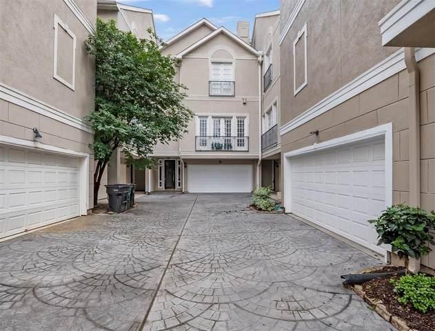 2314 Dorrington Street D, Houston, TX 77030 (MLS #41853599) :: Lerner Realty Solutions