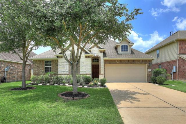 2203 Summit Pass Lane, League City, TX 77573 (MLS #41860562) :: The Bly Team