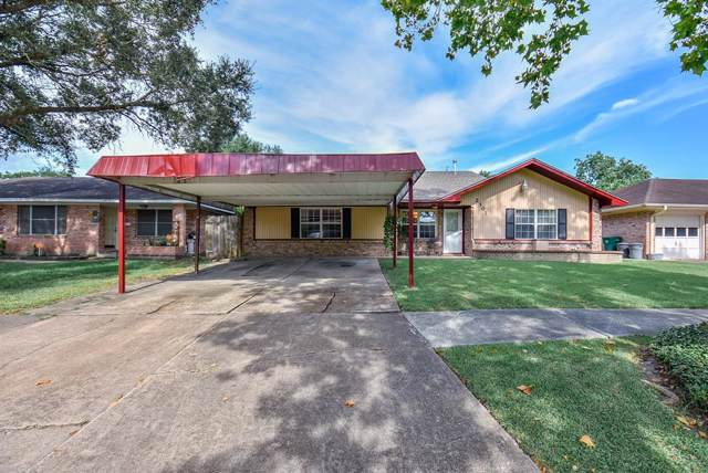 2501 Dewberry Lane, Pasadena, TX 77502 (MLS #41863668) :: The Heyl Group at Keller Williams