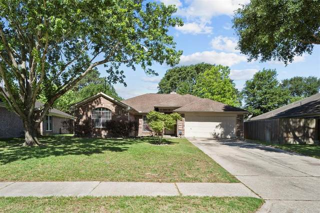 18715 Timbers Trace Drive, Humble, TX 77346 (MLS #41877554) :: The Heyl Group at Keller Williams