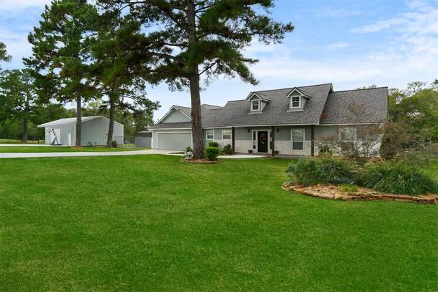 885 Askew Road, Montgomery, TX 77356 (MLS #4188101) :: The Freund Group