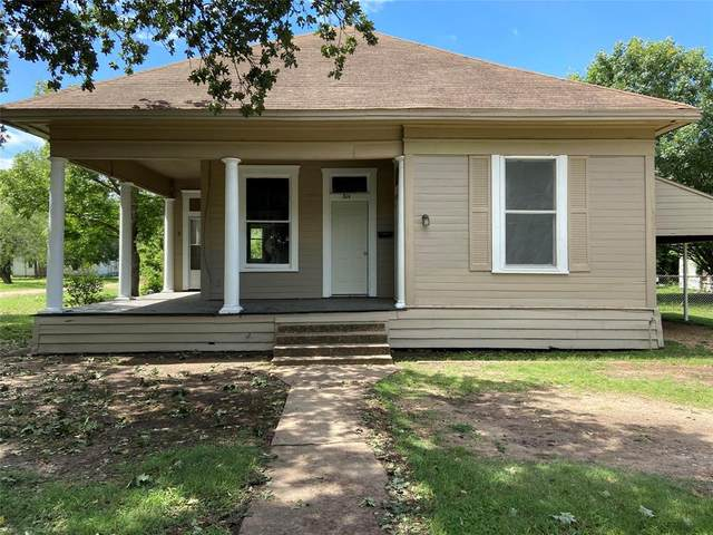 814 Gift Street, Marlin, TX 76661 (MLS #41884188) :: The SOLD by George Team