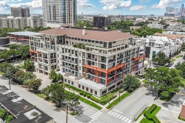 1401 Calumet Street #502, Houston, TX 77004 (MLS #4190685) :: Connect Realty