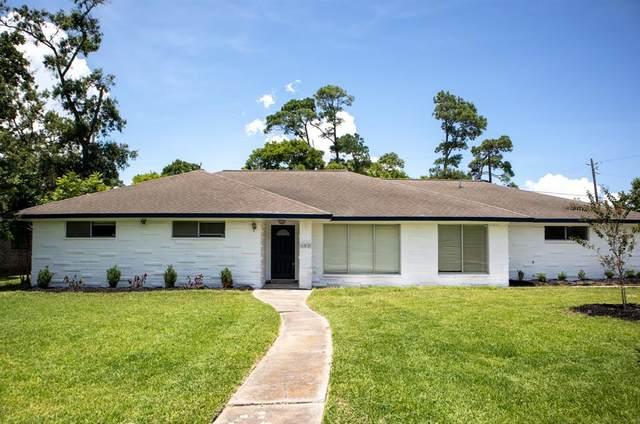 602 Shadylawn Street, Shoreacres, TX 77571 (MLS #41909424) :: The Bly Team