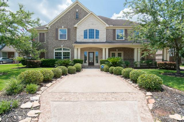 1918 Sandy Lake Drive, Friendswood, TX 77546 (MLS #41916148) :: The SOLD by George Team