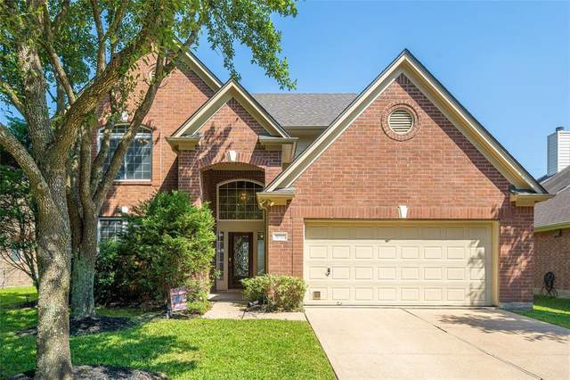 16522 N Canyon Trace Drive, Houston, TX 77095 (MLS #41922781) :: The Bly Team