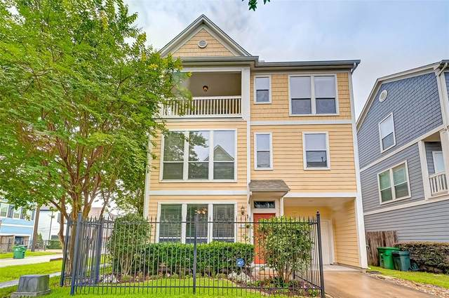 1417 W 26th Street, Houston, TX 77008 (MLS #41923455) :: The SOLD by George Team