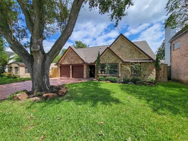 1110 Howard Lane, Bellaire, TX 77401 (MLS #41951563) :: Caskey Realty