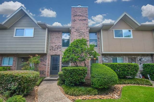 2513 Bering Drive #7, Houston, TX 77057 (MLS #41951781) :: The SOLD by George Team