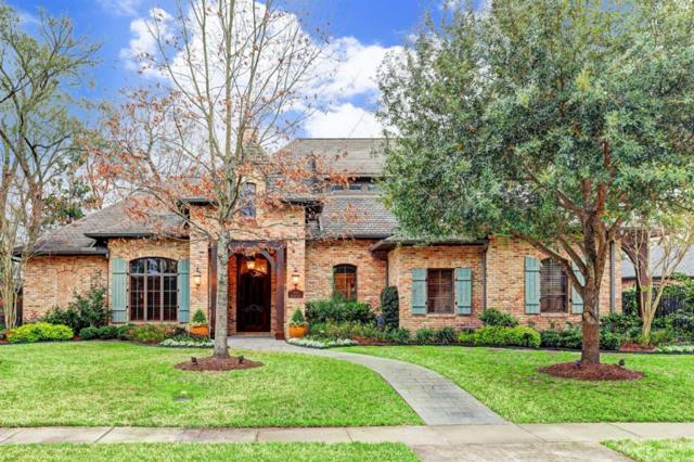 1418 Lynnview Drive, Houston, TX 77055 (MLS #41952761) :: The Bly Team