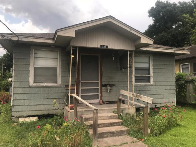 725 E 38th Street, Houston, TX 77022 (MLS #41963063) :: Giorgi Real Estate Group