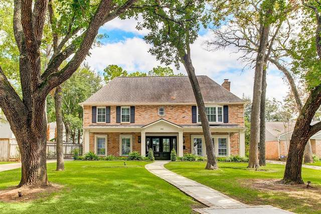 414 Hickory Post Lane, Houston, TX 77079 (MLS #4196368) :: NewHomePrograms.com