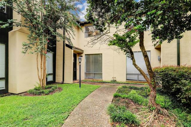 1116 Bering Drive #24, Houston, TX 77057 (MLS #41967051) :: Texas Home Shop Realty
