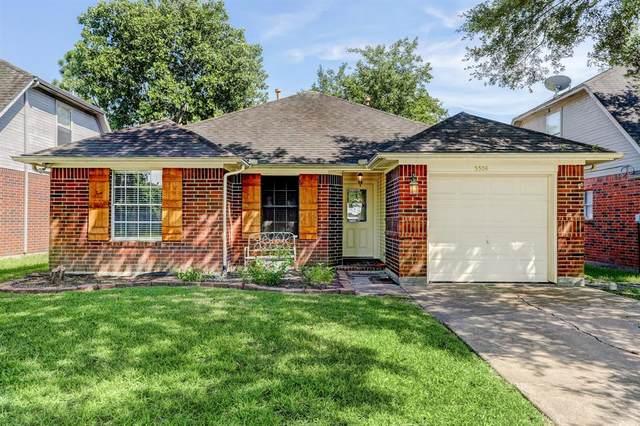 5504 Pecos Street, Dickinson, TX 77539 (MLS #41985860) :: Rachel Lee Realtor