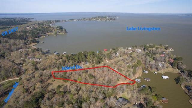 0 Island Drive, Livingston, TX 77351 (MLS #41990616) :: The Heyl Group at Keller Williams