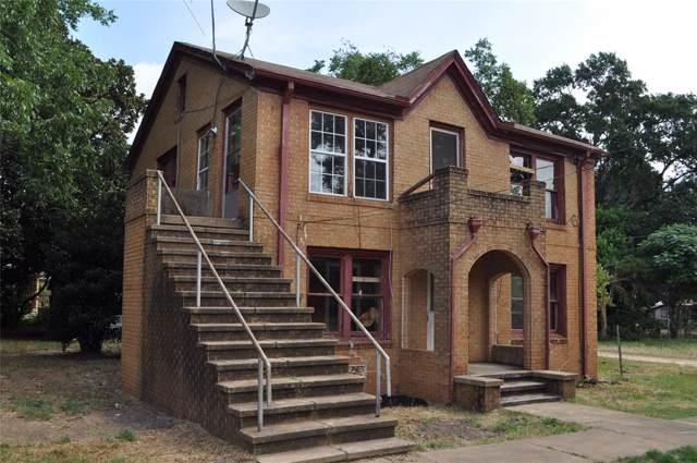 515 Edens Street, Grapeland, TX 75844 (MLS #41998353) :: The Heyl Group at Keller Williams