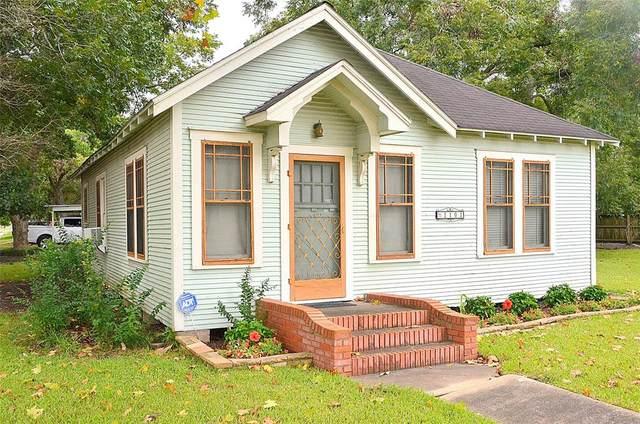 1101 Mulcahy Street, Rosenberg, TX 77471 (MLS #42000890) :: Homemax Properties