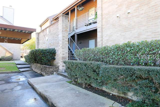 8589 Sands Point Drive #107, Houston, TX 77036 (MLS #42002132) :: Christy Buck Team