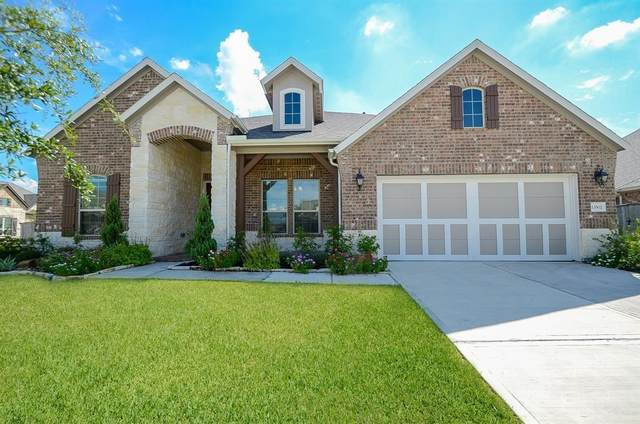 13502 Sorghum Drive, Rosharon, TX 77583 (MLS #42003128) :: The Sansone Group