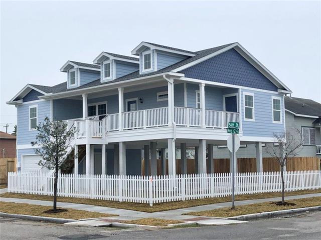 2201 56th Street, Galveston, TX 77551 (MLS #42018438) :: The Sansone Group
