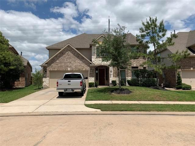 13415 Sunset Bay Lane, Pearland, TX 77584 (MLS #42028692) :: Homemax Properties