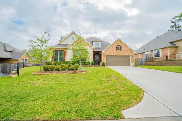 2411 Belton Shores Drive, Conroe, TX 77304 (MLS #42041565) :: The Home Branch