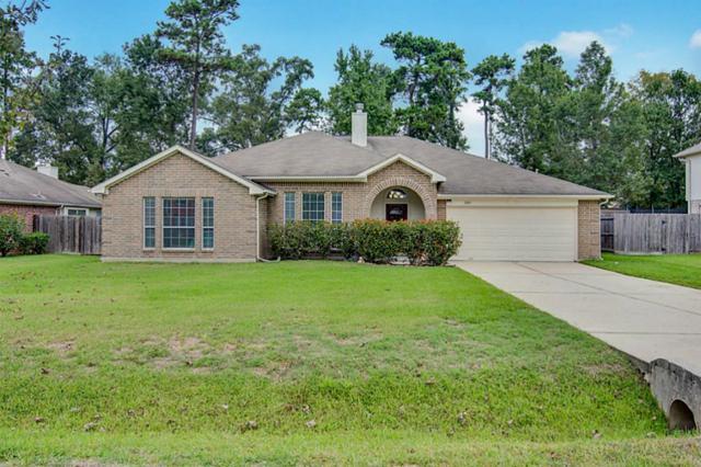 6614 Grant Drive, Magnolia, TX 77354 (MLS #42053815) :: Krueger Real Estate