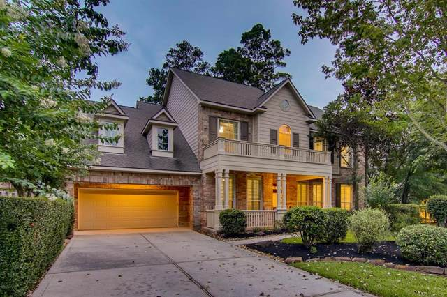14 Heather Bank Place, The Woodlands, TX 77382 (MLS #42056670) :: The Queen Team