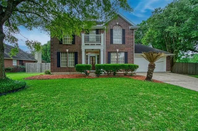 1814 Oak Gate Circle, Pearland, TX 77581 (MLS #42060375) :: Caskey Realty