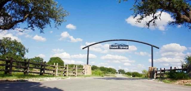 0000 Mesa Grande Court, Marble Falls, TX 78654 (MLS #42070882) :: The Freund Group