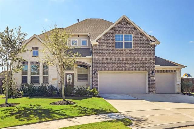 3902 Clark Lane, Rosharon, TX 77583 (MLS #42070922) :: My BCS Home Real Estate Group
