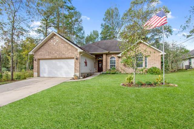 12135 Brazos Drive, Willis, TX 77378 (MLS #4208389) :: My BCS Home Real Estate Group