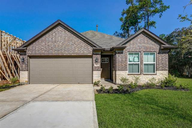 2845 Beech River Court, Conroe, TX 77301 (MLS #42087130) :: Caskey Realty