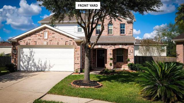 9202 Cribbage Court, Houston, TX 77083 (MLS #42091294) :: The Home Branch