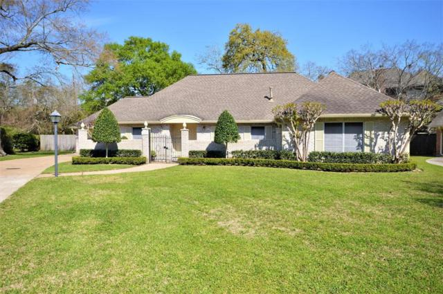 1115 Oak Circle, Seabrook, TX 77586 (MLS #4210481) :: The SOLD by George Team