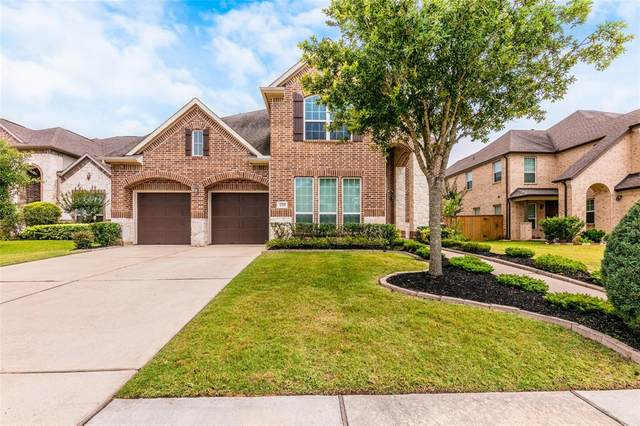 17211 Milrig Court, Richmond, TX 77407 (MLS #421093) :: Connect Realty