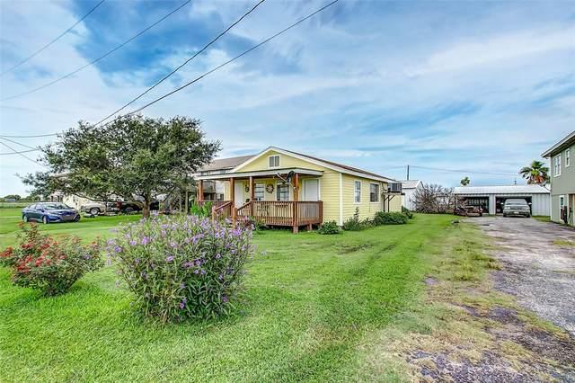 1215 Pickney Avenue, Port Bolivar, TX 77650 (MLS #4211458) :: Lerner Realty Solutions