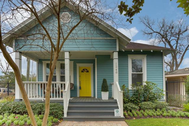 1248 Oxford Street, Houston, TX 77008 (MLS #42122441) :: KJ Realty Group