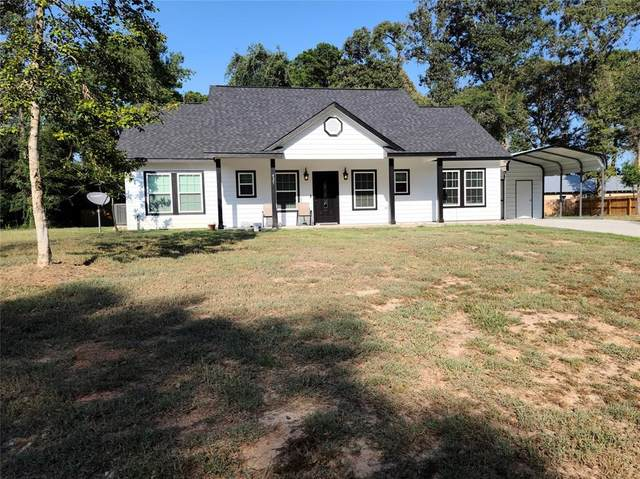 425 Faulkner Avenue, Coldspring, TX 77331 (MLS #42128159) :: All Cities USA Realty